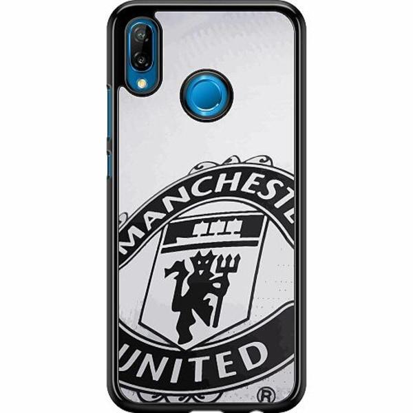 Huawei P20 Lite Hard Case (Svart) Manchester United FC