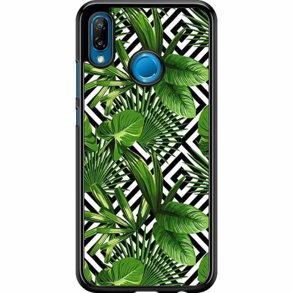 Huawei P20 Lite Hard Case (Svart) Mönster