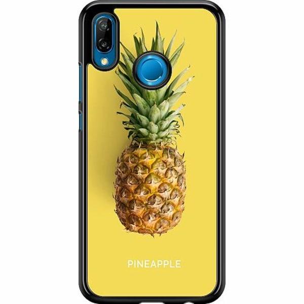 Huawei P20 Lite Hard Case (Svart) Not A Pine Nor A Fruit