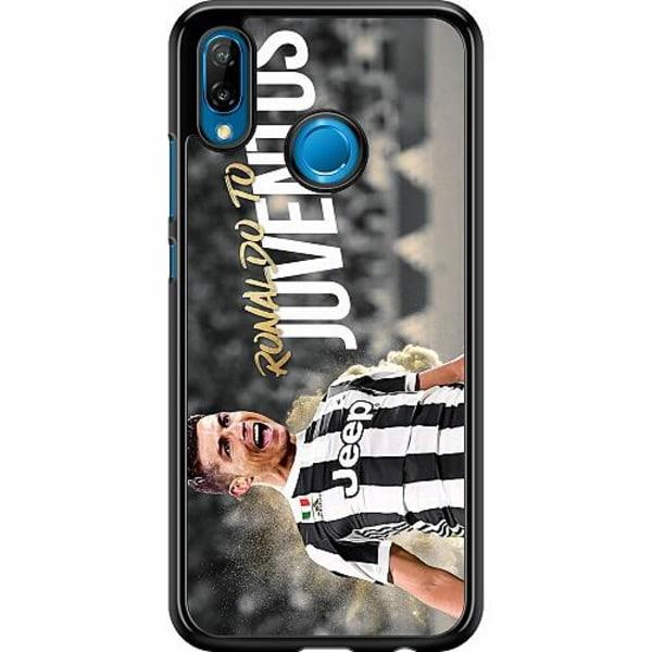 Huawei P20 Lite Hard Case (Svart) Ronaldo