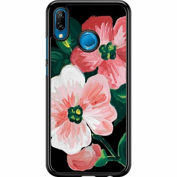 Huawei P20 Lite Hard Case (Svart) Statement