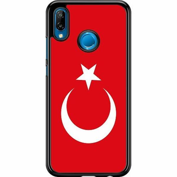 Huawei P20 Lite Hard Case (Svart) Turkiet