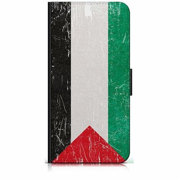 Apple iPhone 7 Plånboksfodral Palestina Flagga