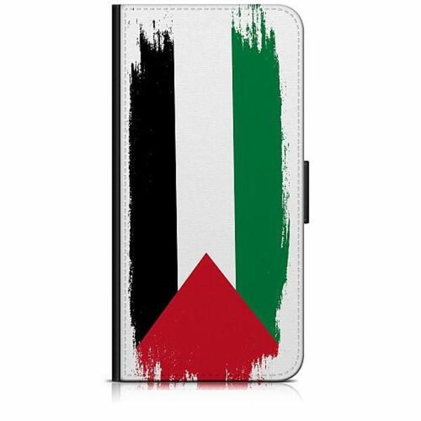 Huawei Y6 (2018) Plånboksfodral Palestina Flagga