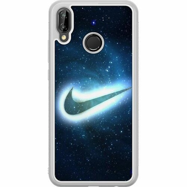 Huawei P20 Lite Soft Case (Frostad) Nike