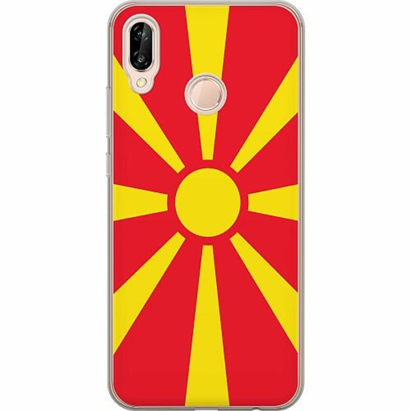 Huawei P20 Lite TPU Mobilskal Macedonia