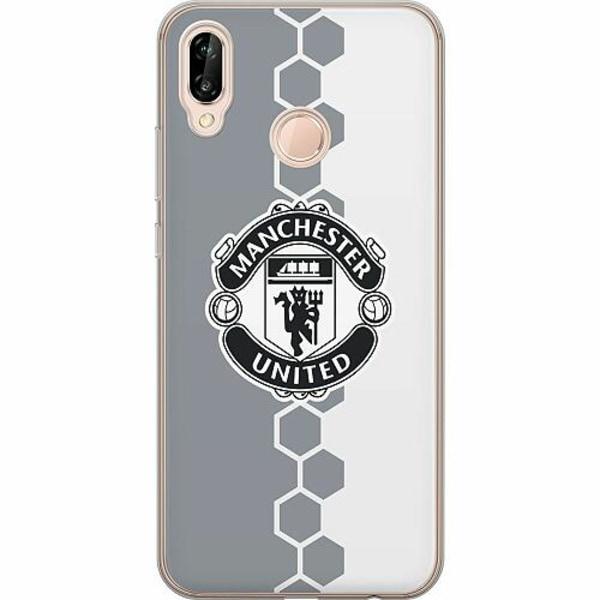 Huawei P20 Lite TPU Mobilskal Manchester United FC
