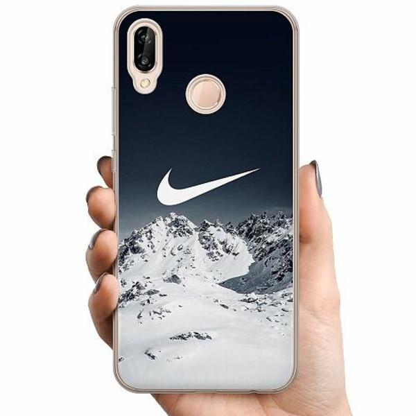 Huawei P20 Lite TPU Mobilskal Nike