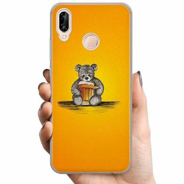 Huawei P20 Lite TPU Mobilskal Öl