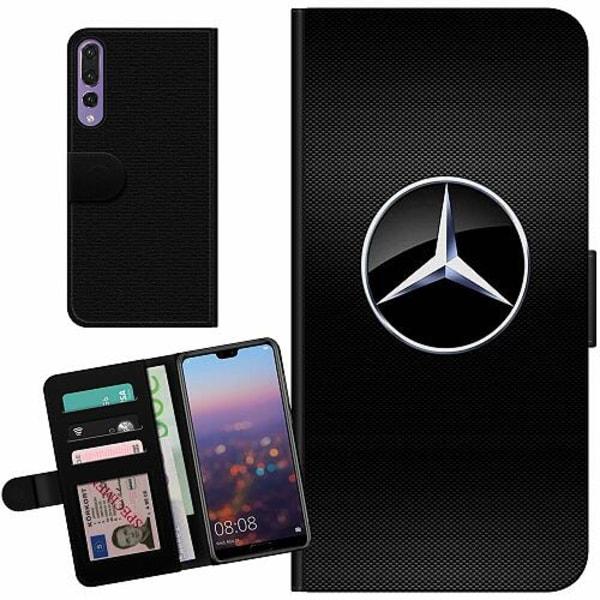 Huawei P20 Pro Billigt Fodral Mercedes