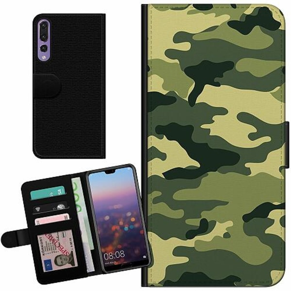 Huawei P20 Pro Billigt Fodral Military