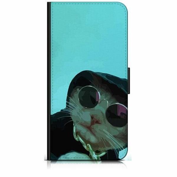 Apple iPhone 7 Plånboksfodral Sup Cat