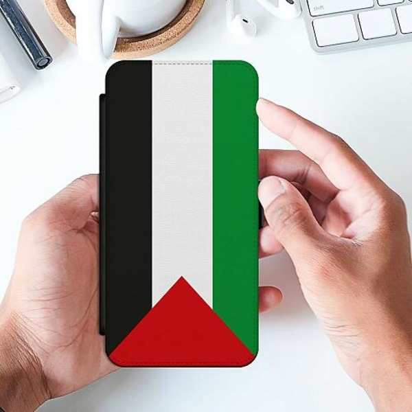 Apple iPhone 6 / 6S Slimmat Fodral Palestina Flagga