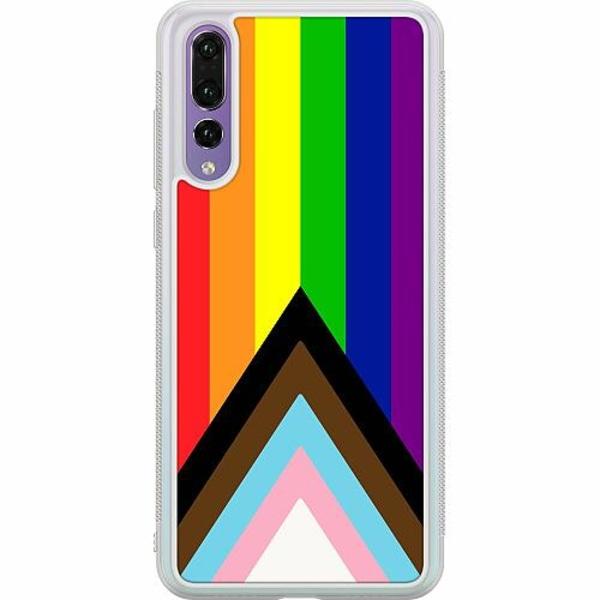 Huawei P20 Pro Soft Case (Frostad) Pride - Progress