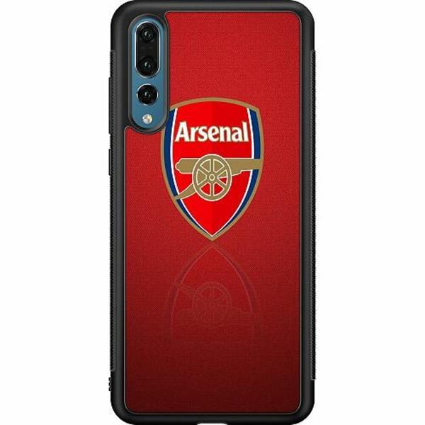 Huawei P20 Pro Soft Case (Svart) Arsenal