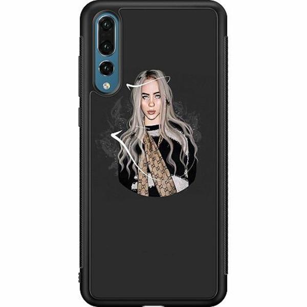 Huawei P20 Pro Soft Case (Svart) Billie Eilish 2021