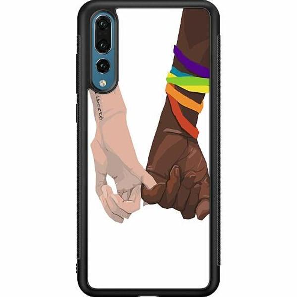 Huawei P20 Pro Soft Case (Svart) Liberté