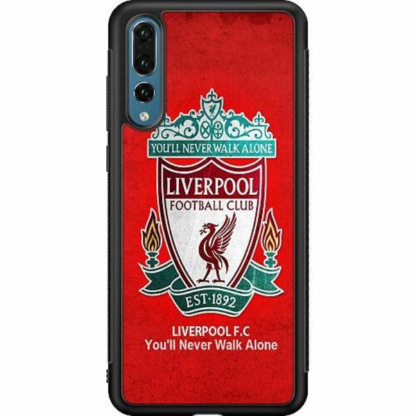 Huawei P20 Pro Soft Case (Svart) Liverpool