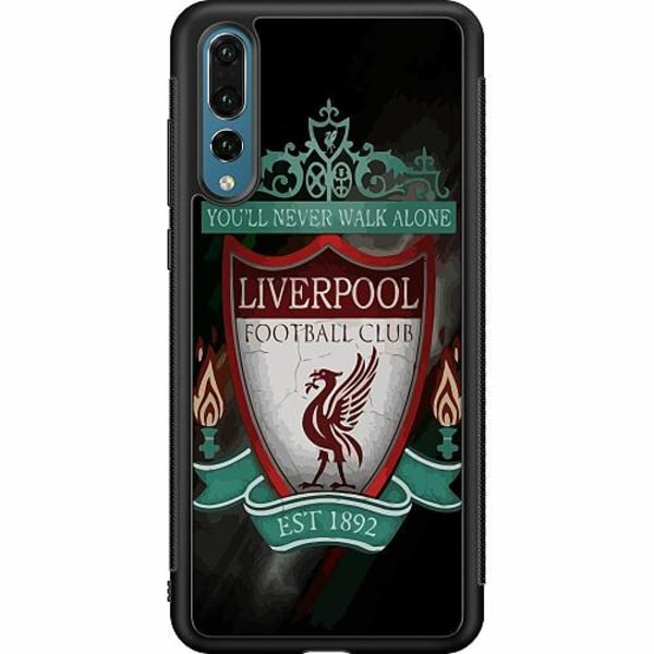 Huawei P20 Pro Soft Case (Svart) Liverpool L.F.C.