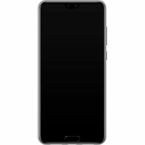 Huawei P20 Pro TPU Mobilskal Rosa