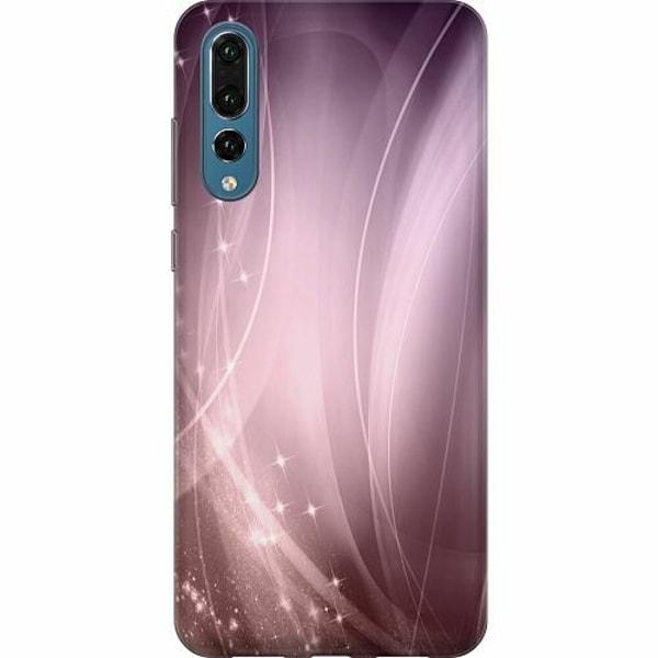 Huawei P20 Pro Mjukt skal - Rosa