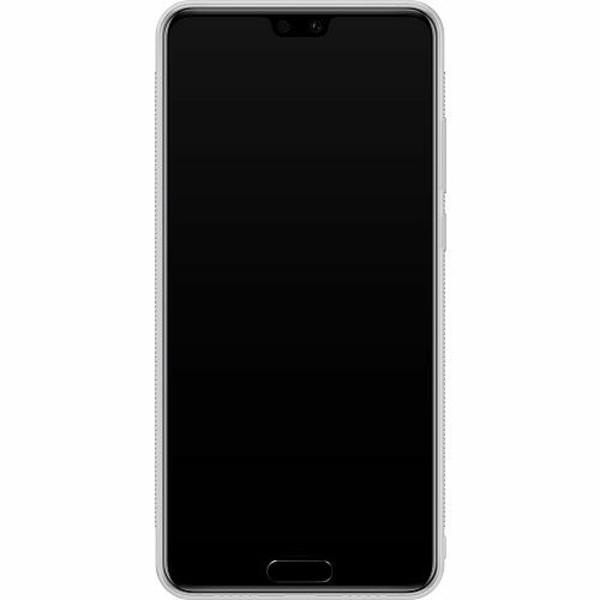 Huawei P20 Soft Case (Frostad) Dino