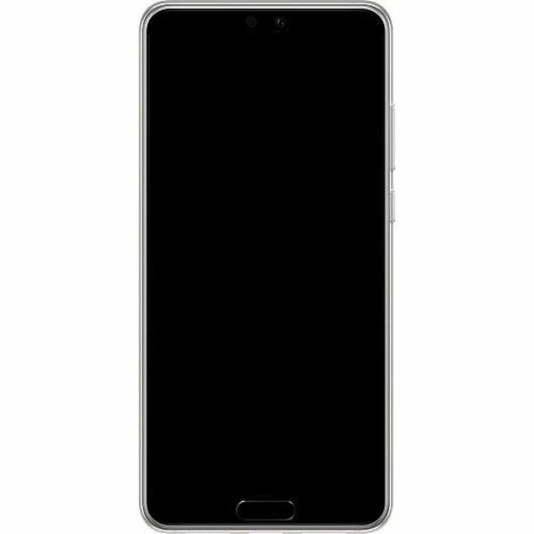 Huawei P20 Thin Case Playstation Retro