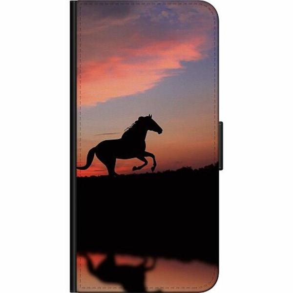 Samsung Galaxy A21s Billigt Fodral Häst / Horse