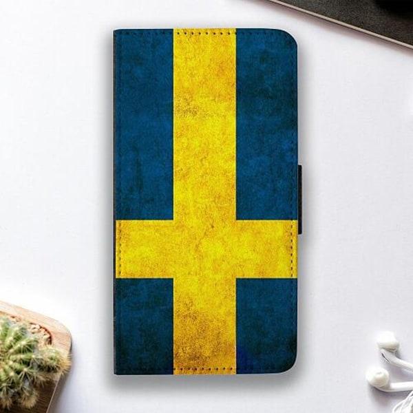 Samsung Galaxy S10 Plus Fodralskal Heja Sverige / Sweden
