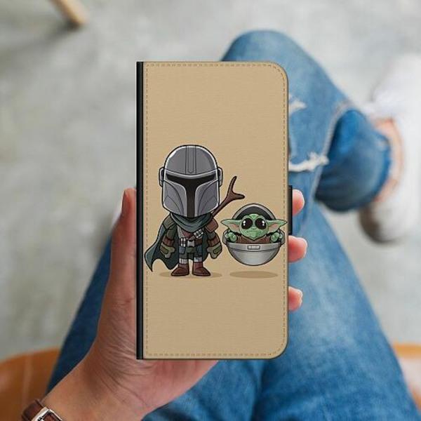 Samsung Galaxy Note 9 Plånboksskal Baby Yoda