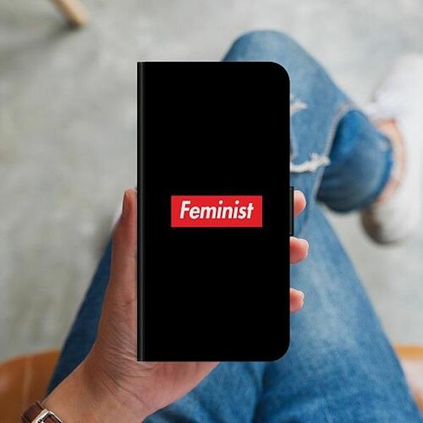 Apple iPhone 12 mini Plånboksskal Feminist