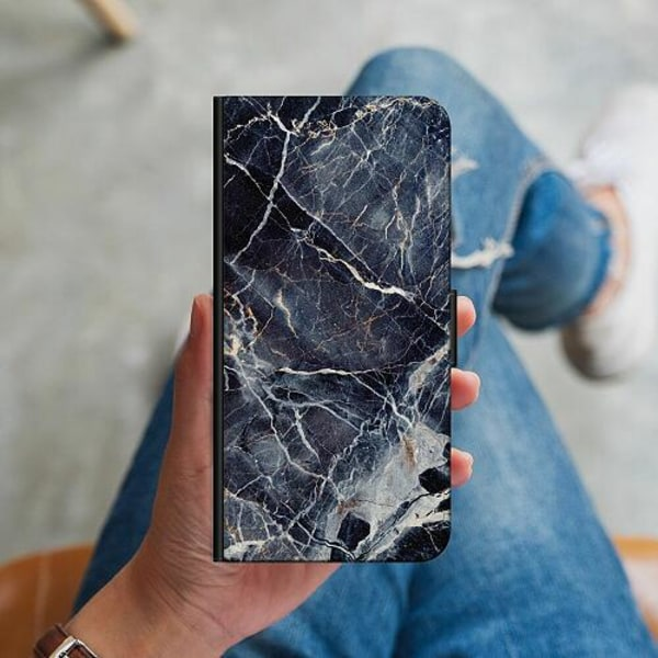 Samsung Galaxy S20 Ultra Plånboksskal Marbled