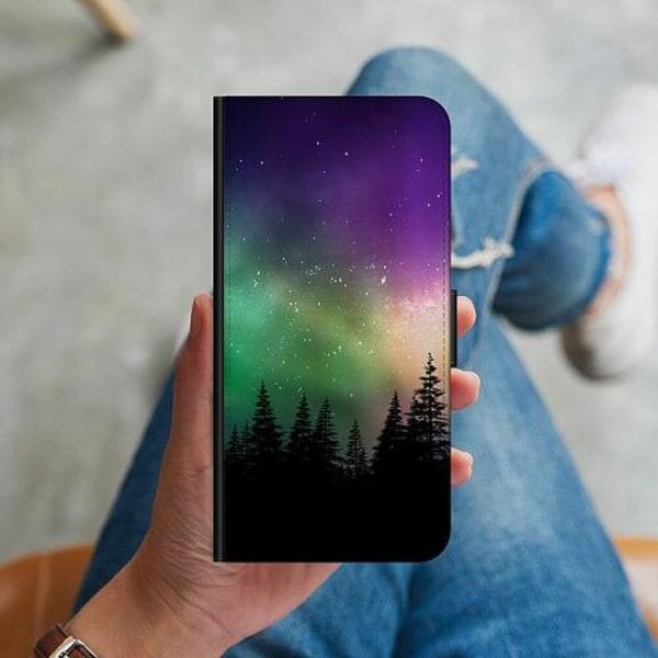 Samsung Galaxy A51 Plånboksskal Northern Lights