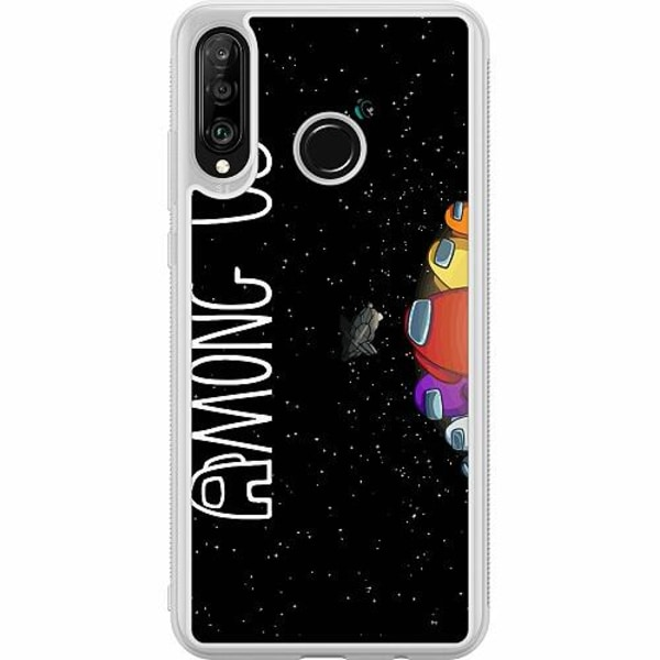 Huawei P30 Lite Soft Case (Frostad) Among Us