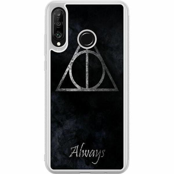 Huawei P30 Lite Soft Case (Frostad) Harry Potter