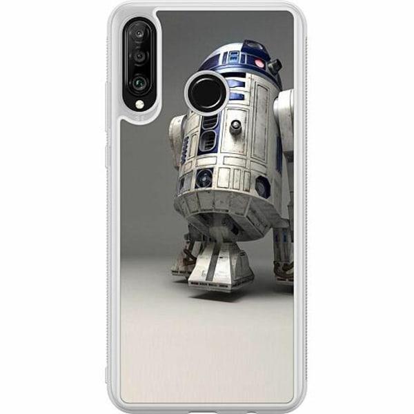 Huawei P30 Lite Soft Case (Frostad) R2D2 Star Wars
