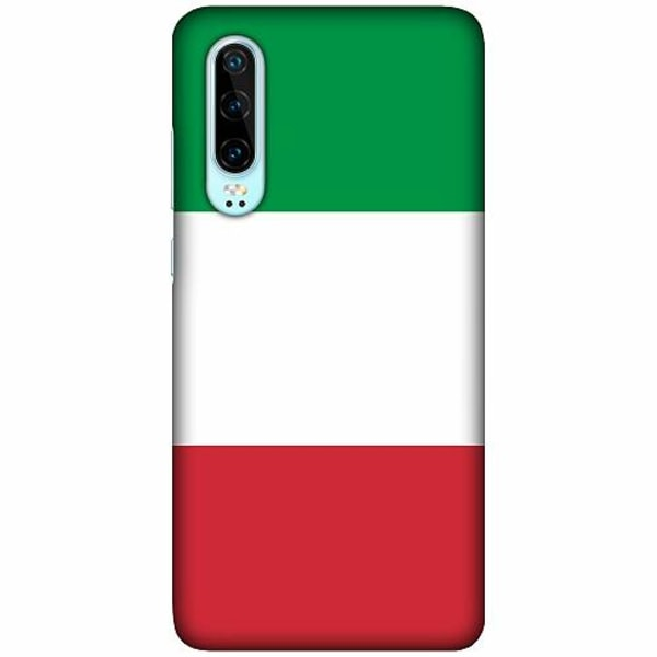 Huawei P30 LUX Mobilskal (Matt) Italien / Italy