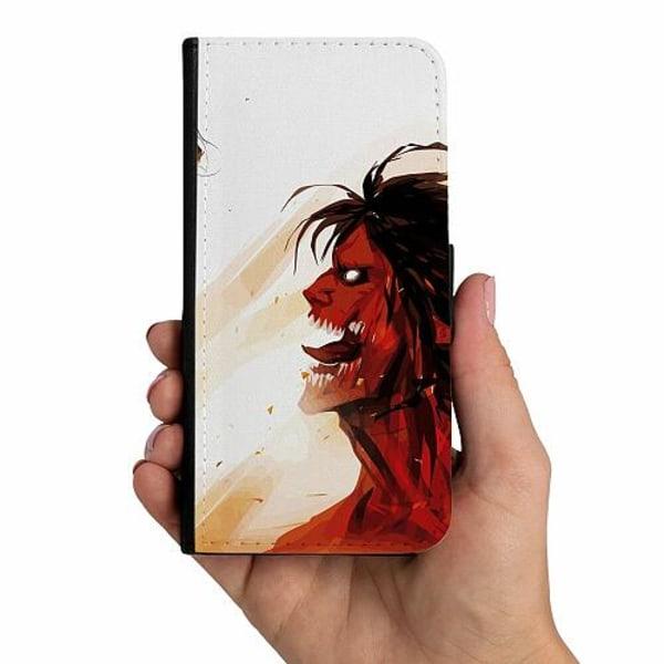 Samsung Galaxy A50 Mobilskalsväska Attack On Titan
