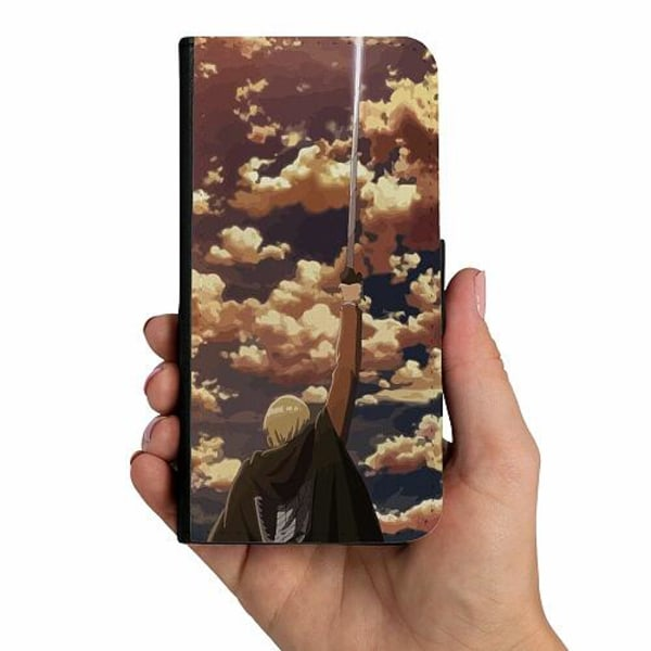 Xiaomi Mi 10T Lite Mobilskalsväska Attack On Titan