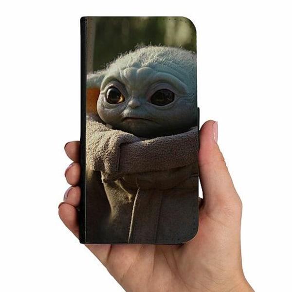 Samsung Galaxy A50 Mobilskalsväska Baby Yoda
