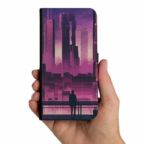 Samsung Galaxy A50 Mobilskalsväska Cyberpunk 2077