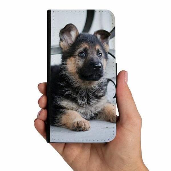 Samsung Galaxy A51 Mobilskalsväska Schäfer Puppy