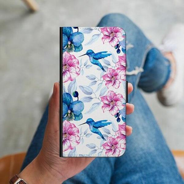 Apple iPhone 12 Pro Plånboksskal Blommor