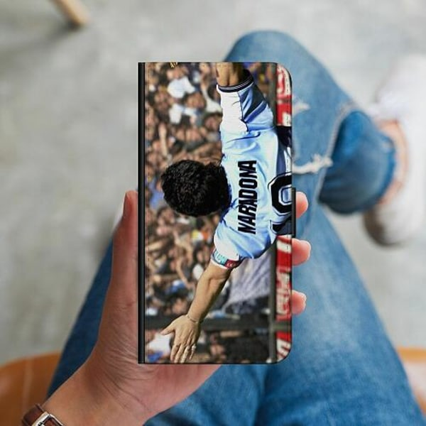 Samsung Galaxy A41 Plånboksskal Diego Maradona
