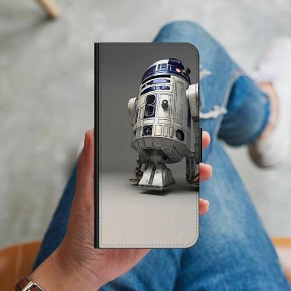 Huawei Y6 (2018) Plånboksskal R2D2 Star Wars