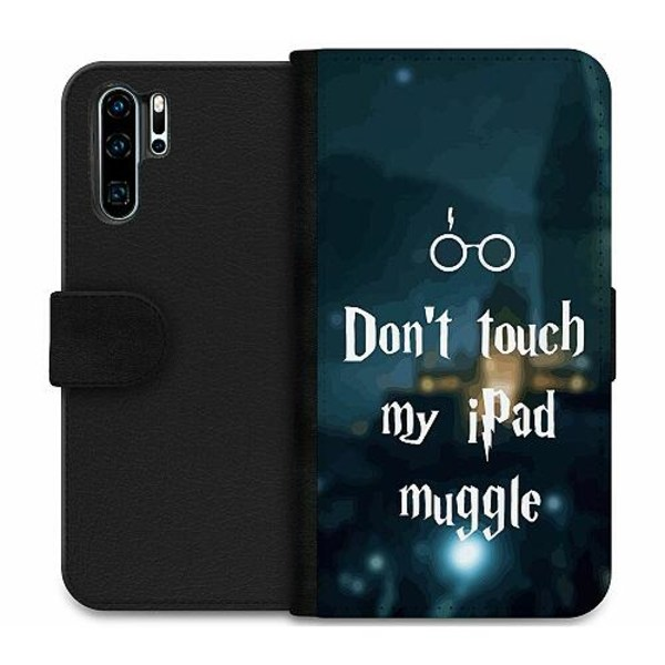 Huawei P30 Pro Wallet Case Harry Potter