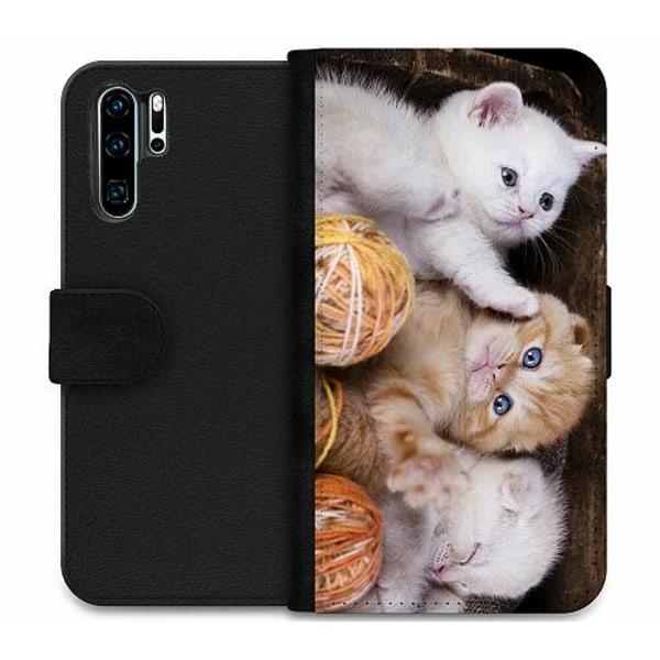 Huawei P30 Pro Wallet Case Katter