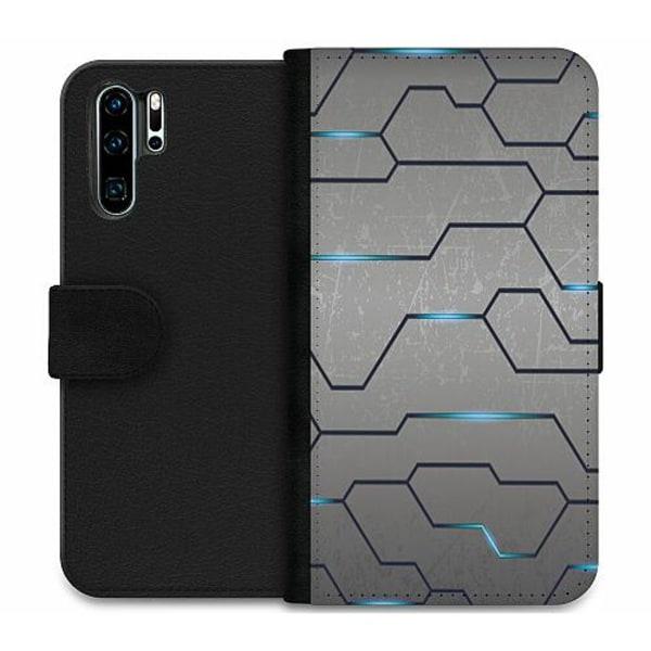 Huawei P30 Pro Wallet Case Mönster