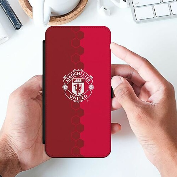 Apple iPhone 6 / 6S Slimmat Fodral Manchester United FC