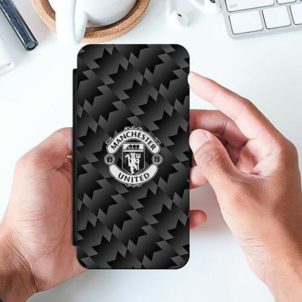 Apple iPhone 12 Slimmat Fodral Manchester United FC